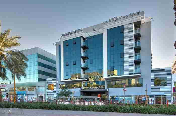 هتل سیتی اونیو دبی - City Avenue