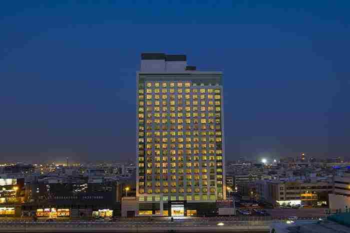 هتل پارک رجیس کریس کین دبی - Park Regis Kris Kin