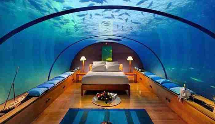 هتل زیر آب