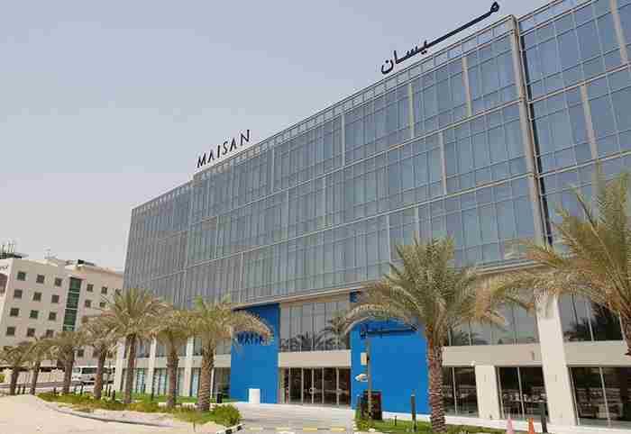 هتل میسان دبی - Maisan