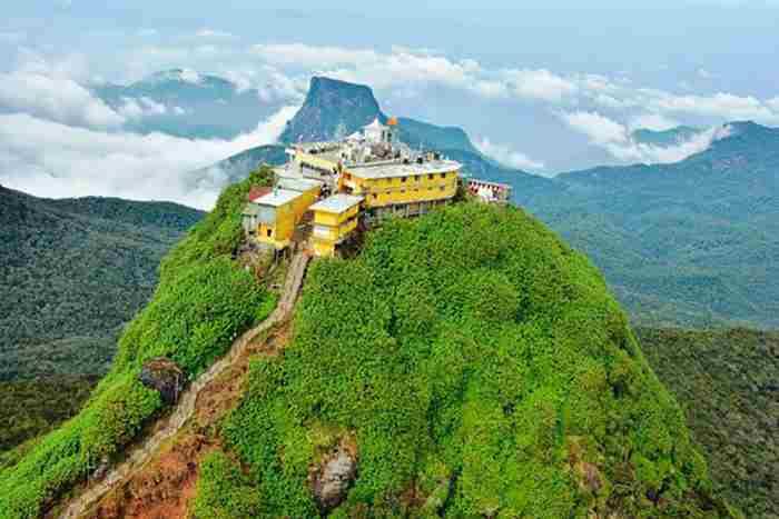 مناطق دیدنی سریلانکا