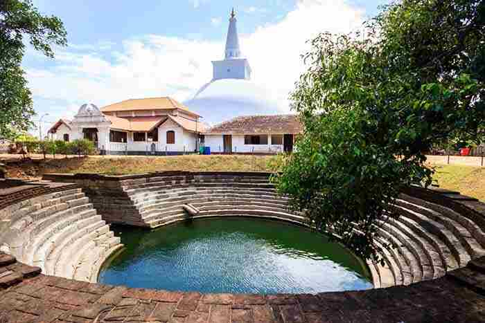شهر انورادهاپورا سری لانکا
