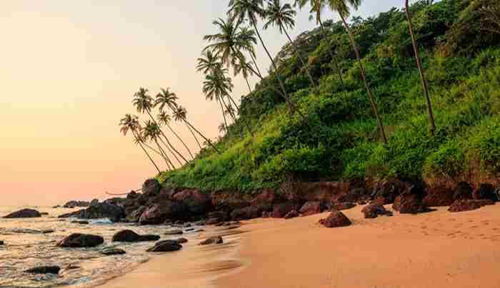 زیباترین سواحل گوا