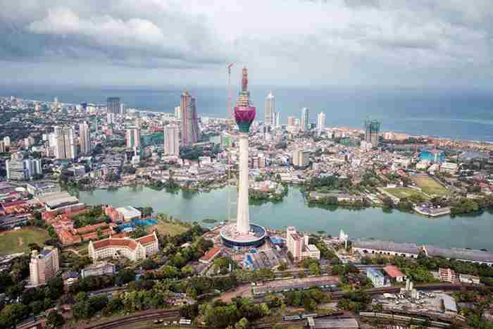 کلمبو پایتخت تجاری سریلانکا