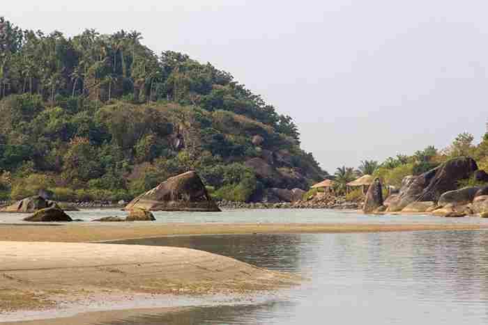 جزیره کونکو