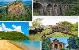 جاذبه های گردشگری سریلانکا و مناطق دیدنی