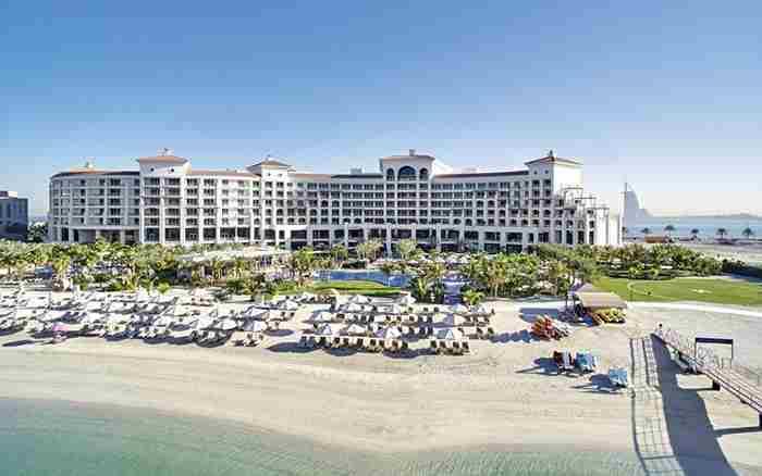 هتل والدورف آستوریا پالم جمیرا دبی - Waldorf Astoria