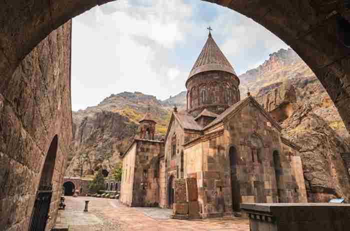 جاهای دیدنی ارمنستان |10 مکان گردشگری در ارمنستان