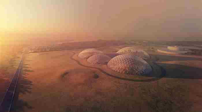 همه چیز در باره برنامه های امارات در مریخ