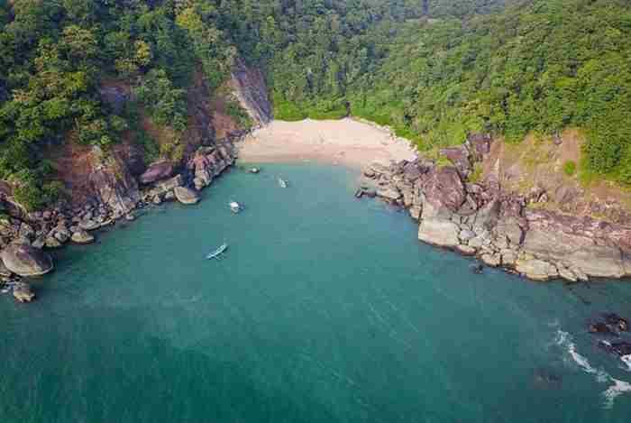 زیباترین سواحل گوا برای سفر