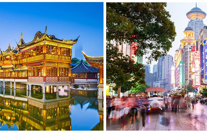 10 جاذبه گردشگری شانگهای | سفر به شانگهای