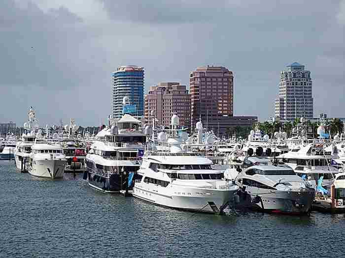 برگزاری نمایشگاه بین المللی قایق دبی در مارس 2021