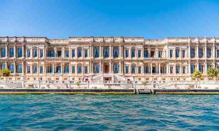 هتل چراغان پالاس کمپینسکی استانبول - Ciragan Palace Kempinski