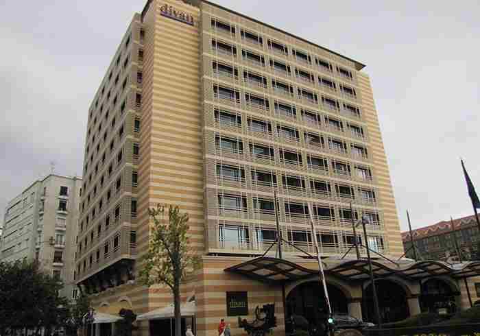 هتل دیوان استانبول - Divan Istanbul