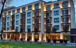 هتل دوسو دوسی داون تاون استانبول - Dosso Dossi