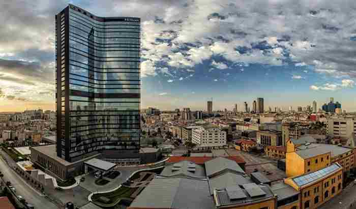هتل هیلتون بومونتی استانبول - Hilton Istanbul Bomonti