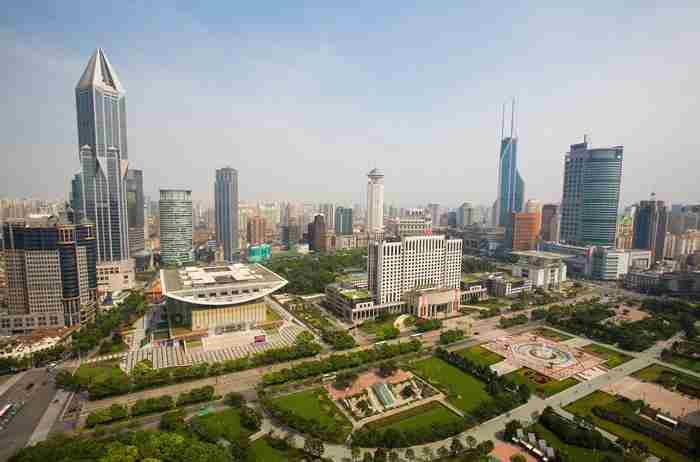 جاذبه گردشگری شانگهای