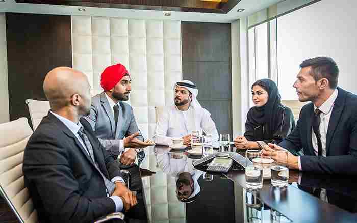 اقامت آسان در دبی