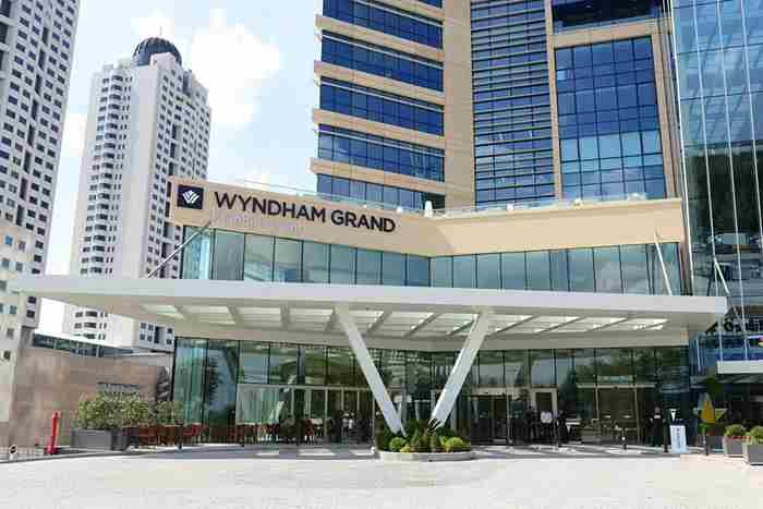 هتل ویندهام گرند استانبول لونت - Wyndham Grand