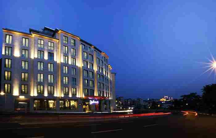 هتل رادیسون بلو پرا استانبول - Radisson Blu Istanbul Pera