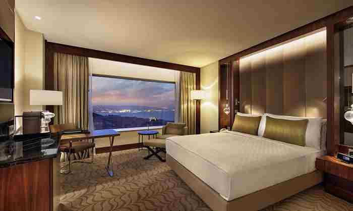هتل کنراد استانبول بسفروس