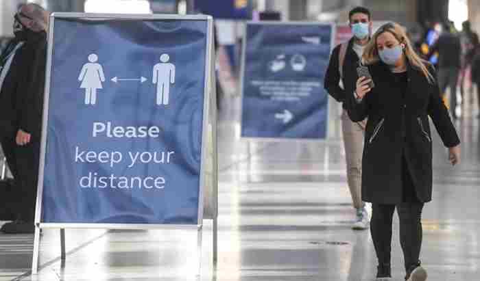 مسافرتهای خارجی در زمان کرونا
