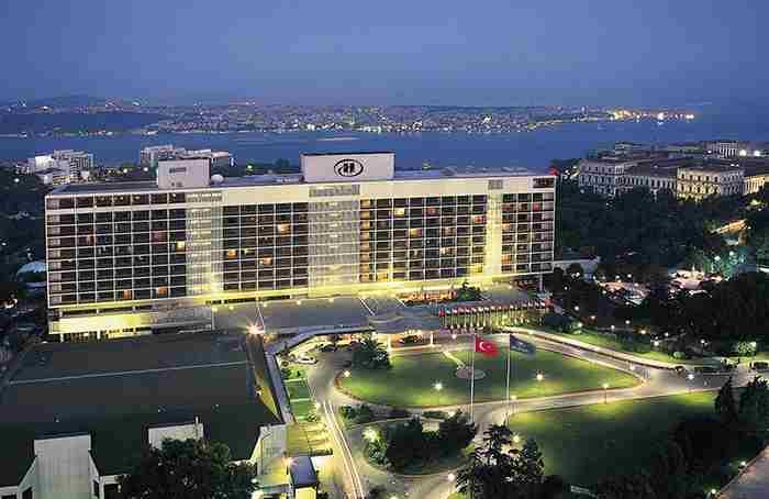 هتل هیلتون بسفروس استانبول - Hilton Istanbul Bosphorus