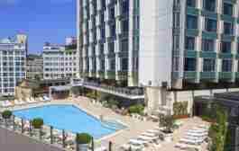 هتل مارمارا تکسیم استانبول - The Marmara Taksim
