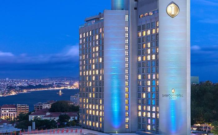 هتل اینترکنتیننتال استانبول - InterContinental