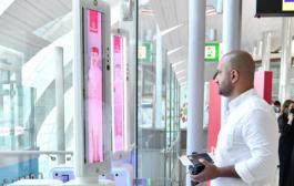 مجهز شدن فرودگاه دبی به اسکن چهره