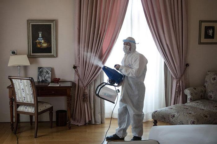 قرنطینه در هتل چگونه است؟
