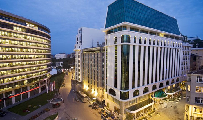 هتل الیت ورد استانبول - Elite World Istanbul
