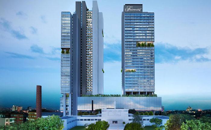 هتل فیرمونت کوازار استانبول - Fairmont Quasar