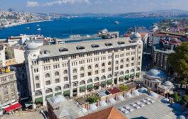هتل لگاسی اتومان استانبول - Legacy Ottoman