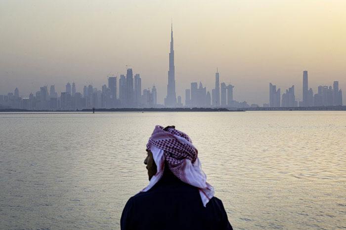 دبی با بدترین افت جمعیت