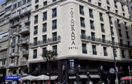 هتل لاساگرادا استانبول - Lasagrada