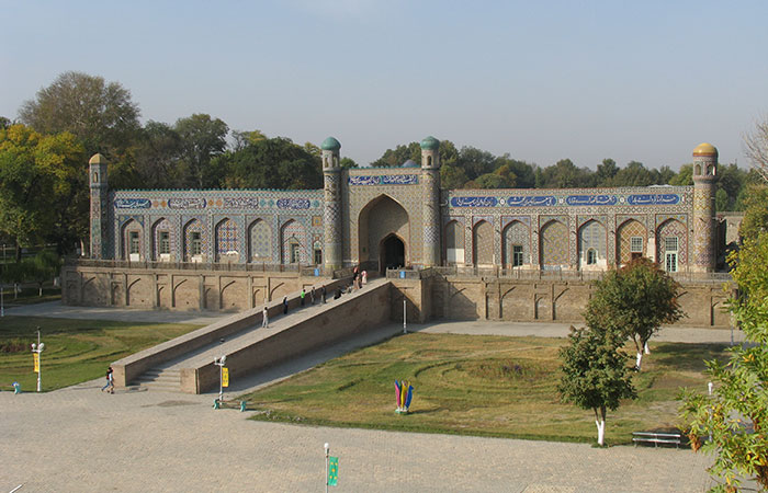 جاذبه های گردشگری ازبکستان