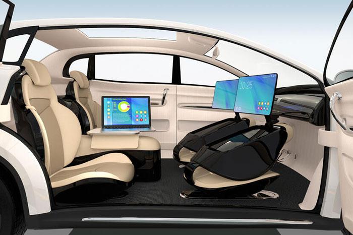 ماشین های بدون راننده