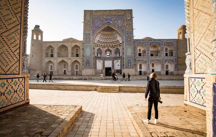 جاذبه های گردشگری ازبکستان   جاهای دیدنی