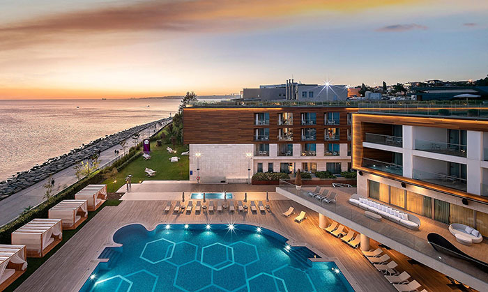 هتل کرون پلازا فلوریا استانبول - Crowne Plaza Florya