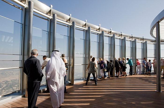جاذبه ها و دیدنی های دبی