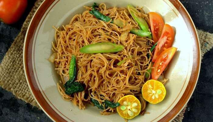 غذای خیابانی مالزی
