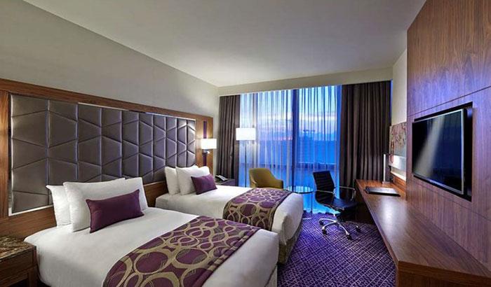 هتل اورانوس استانبول توپکاپی
