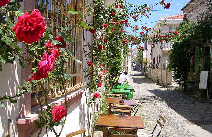 زیباترین جزایر ترکیه