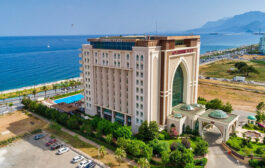 هتل کرون پلازا آنتالیا - Crowne Plaza