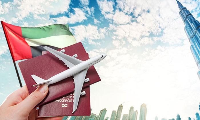 ویزای توریستی پنج ساله چند بار ورود امارات