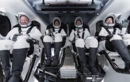 اینسپریشن ۴ - اولین پرواز توریستی اسپیس ایکس