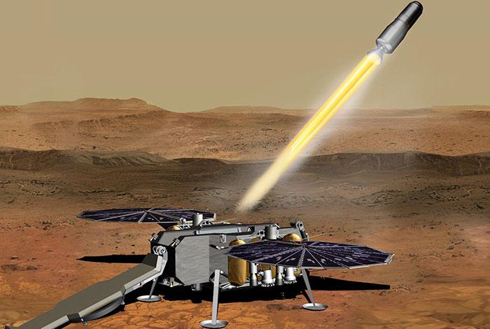 برنامه ۴ میلیارد دلاری ناسا