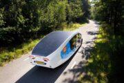 خانه های چرخ دار خورشیدی در هلند