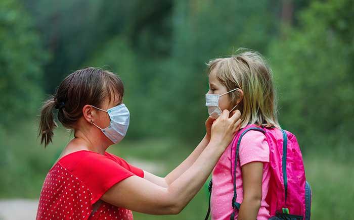 کودکان راحت تر ویروس کرونا